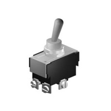 SE618 Toggle Switches Standard 6A DPST On Off
